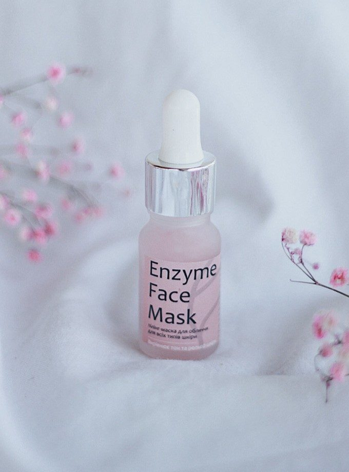 Enzyme mask ензимна маска-пілінг 10 мл