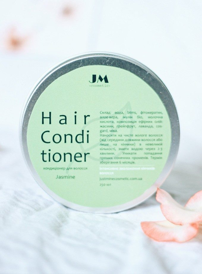Hair conditioner кондиціонер для волосся Jasmine