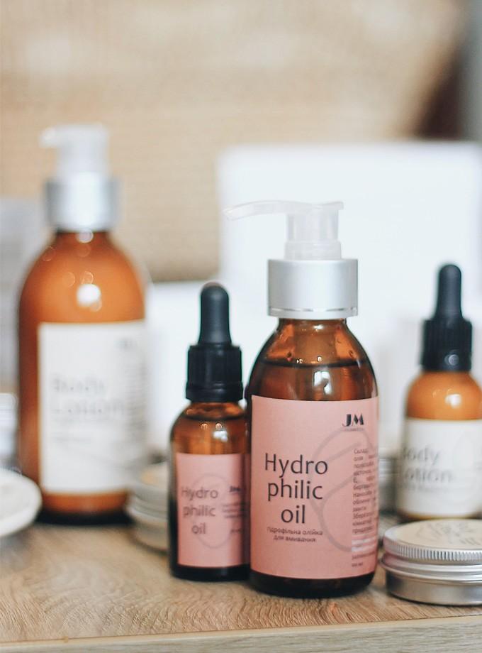 Hydrophilic oil гідрофільна олійка для вмивання