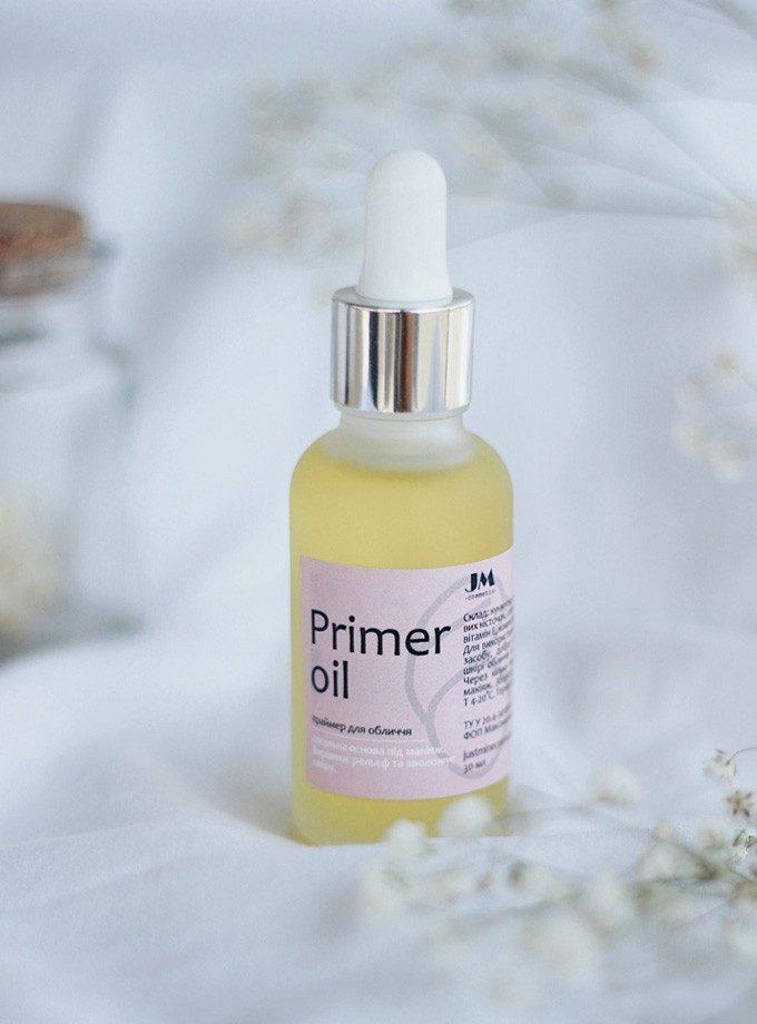 Praimer oil праймер для обличчя