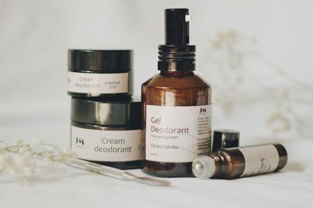 Натуральний дезодорант Just Mine Cosmetic