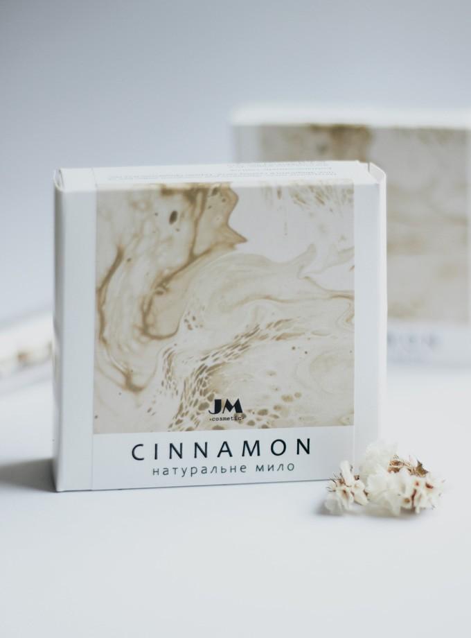 Натуральне мило Cinnamon